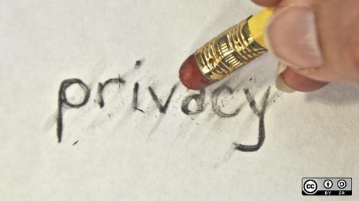 Erasing Privacy? (Source: https://flic.kr/p/84VZAr)